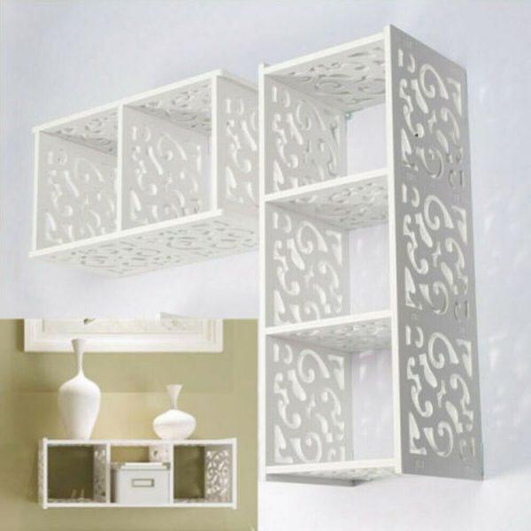 Cube Floating Shelf