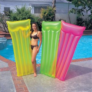 Inflatable Neon Mattress