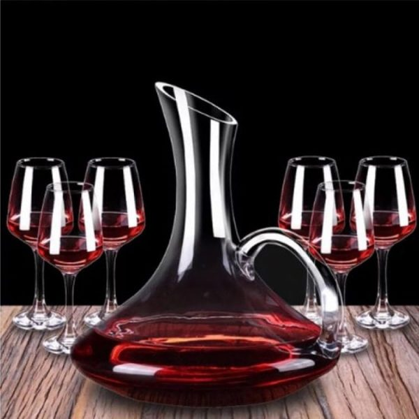 Wine Carafe Set
