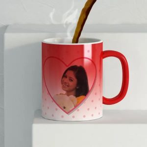 Red Magic Mug
